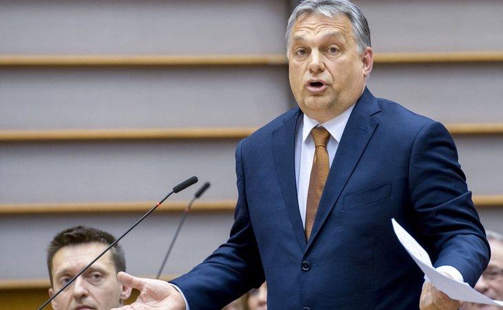 El húngaro Viktor Orbán es uno de los máximos referentes de Santiago Abascal