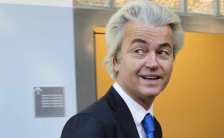 El holandés Geert Wilders o Marine le Pen intentan seducir a la comunidad LGTBI apelando a la falsedad de una Europa islamizada