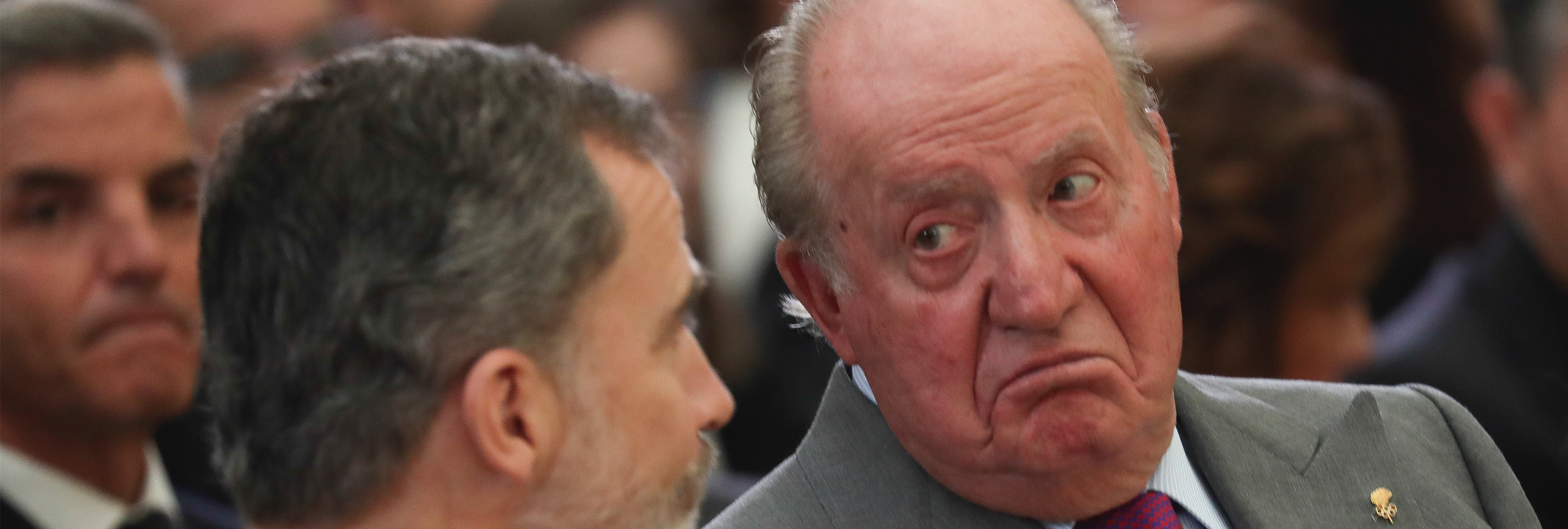 Afirma ser hijo del rey Juan Carlos y publica un libro aportando pruebas