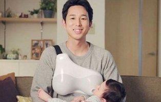 A partir de ahora, los papás también podrán amamantar a sus hijos con este invento japonés