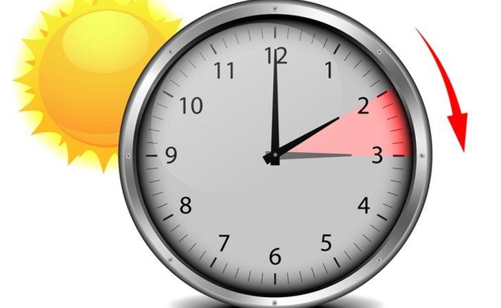 El próximo 31 de marzo hemos de adelantar una hora nuestro reloj