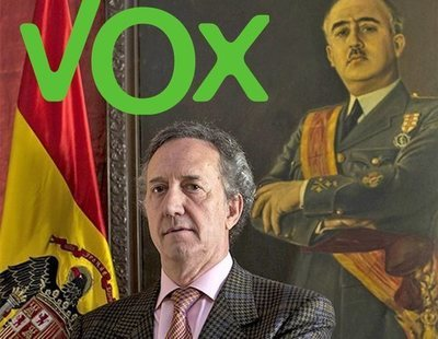 El portavoz de la Fundación Francisco Franco ayuda en la financiación de VOX