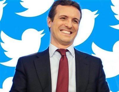 Cuentas falsas apoyan a Pablo Casado en Twitter usando la foto de un estudiante asesinado