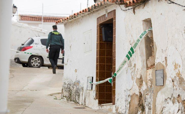 La vivienda de la familia Montoya donde fue asesinada Laura Luelmo, a la venta