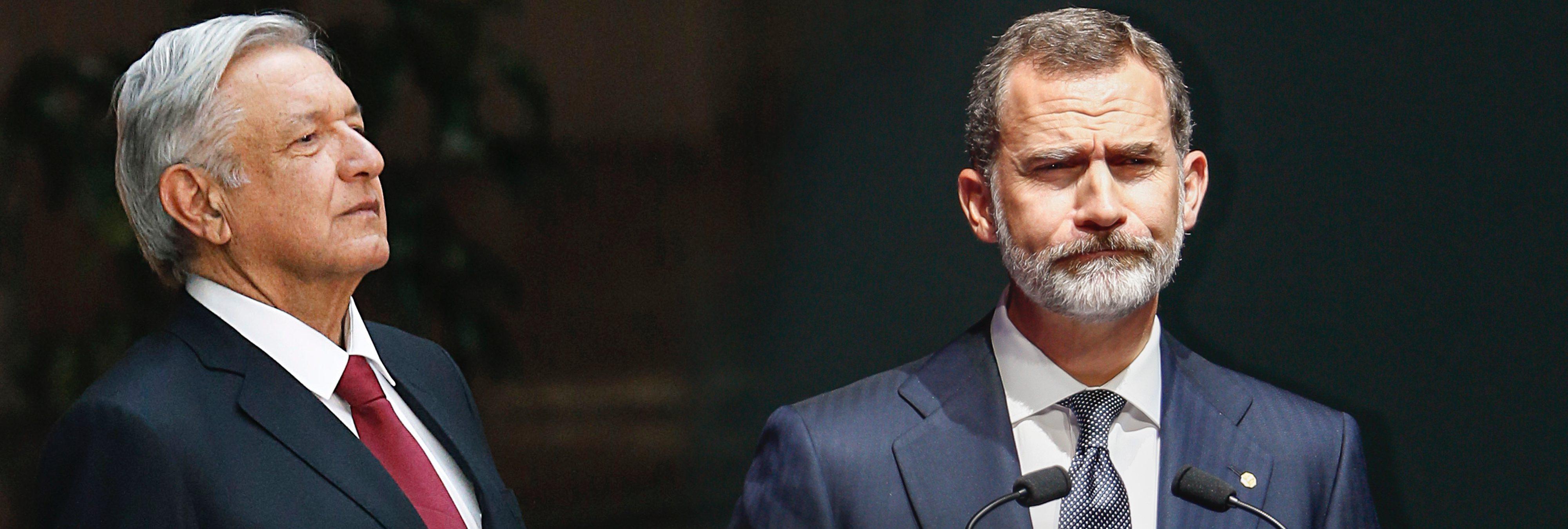 México pide al rey de España que se disculpe por las conquistas de hace 500 años