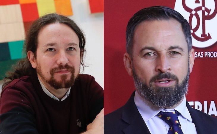 Ferreras comparó los discursos de Pablo Iglesias y Santiago Abascal