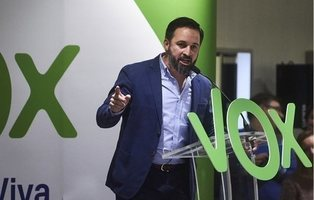 Un dirigente de la Fundación Franco utilizó sus influencias para lavar la imagen de VOX