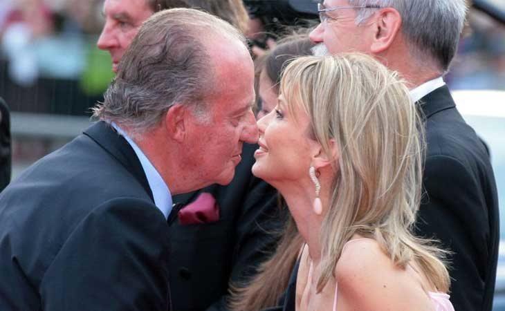 Don Juan Carlos y Corinna