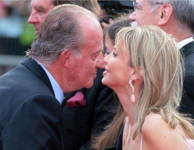 Corinna, la examante del Rey Juan Carlos, recibió amenazas de muerte del CNI