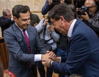 Denuncian el primer caso de corrupción que afecta a la Junta de Andalucía de PP y C's