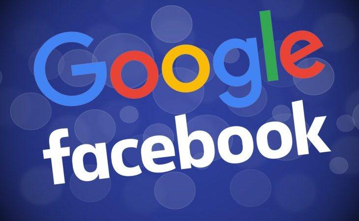 Facebook y Google, estafadas