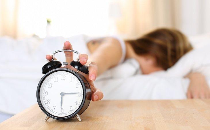 El horario de verano reducirá las horas de sueño