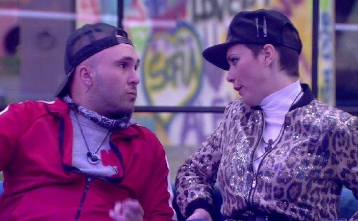 Kiko Rivera y María Jesús Ruiz conviven en la casa de 'GH Dúo'