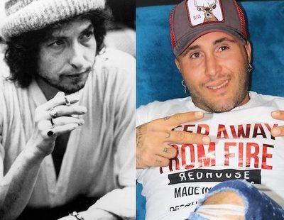 Kiko Rivera se compara con Bob Dylan y las redes se mofan de él