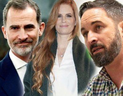 VOX ficha a la prima del Rey Felipe para su lista en Ávila