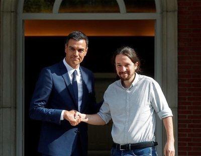 Un asesor de Pedro Sánchez filtró parte de la información de Iglesias sacada por Villarejo