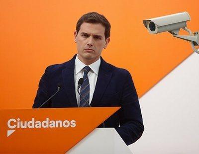 Caso espías contra C's: les controlaban con una cámara oculta en el Ayuntamiento de Mijas