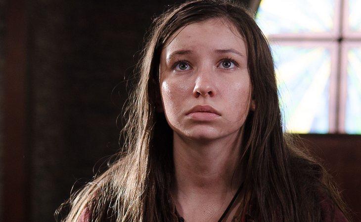 Enid fue asesinada por Los Susurradores en 'The Walking Dead'