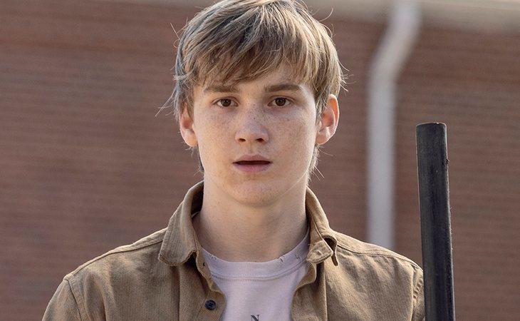 Henry fue asesinado por Los Susurradores en 'The Walking Dead'