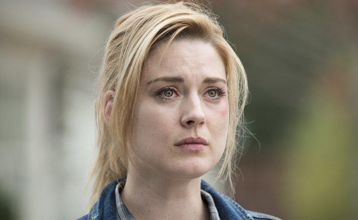 Jessie Anderson fue devorada por caminantes en 'The Walking Dead'