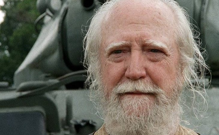 Hershel fue decapitado en 'The Walking Dead'
