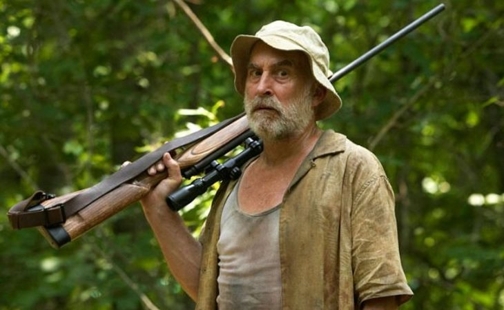Dale fue mordido por un caminante en 'The Walking Dead'