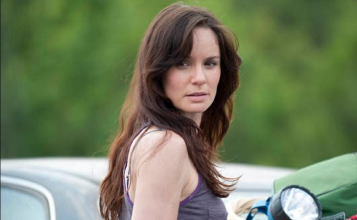 Lori murió tras dar a luz en 'The Walking Dead'