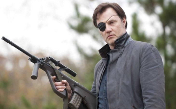 El Gobernador fue asesinado en 'The Walking Dead'