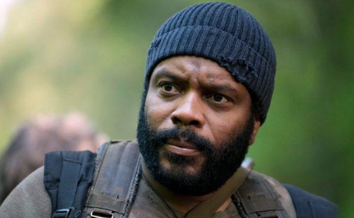 Tyreese fue mordido por un caminante en 'The Walking Dead'