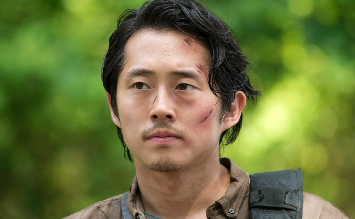 Glenn Rhee fue asesinado por Negan en 'The Walking Dead'