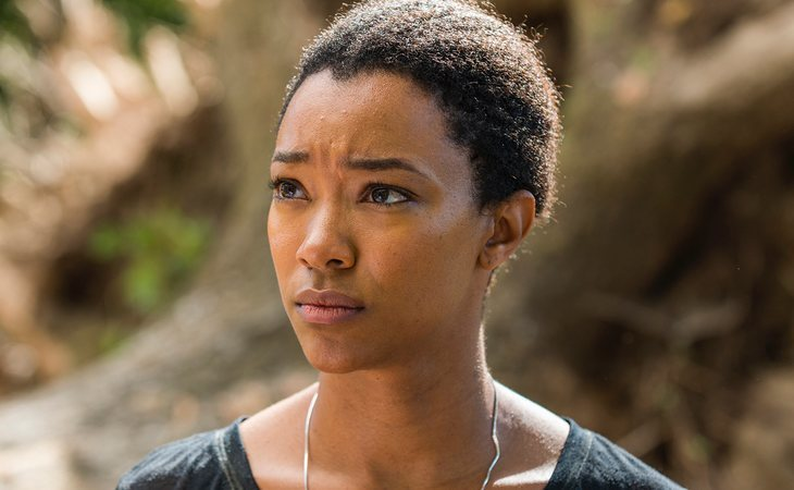 Sasha Williams se suicidó en 'The Walking Dead'