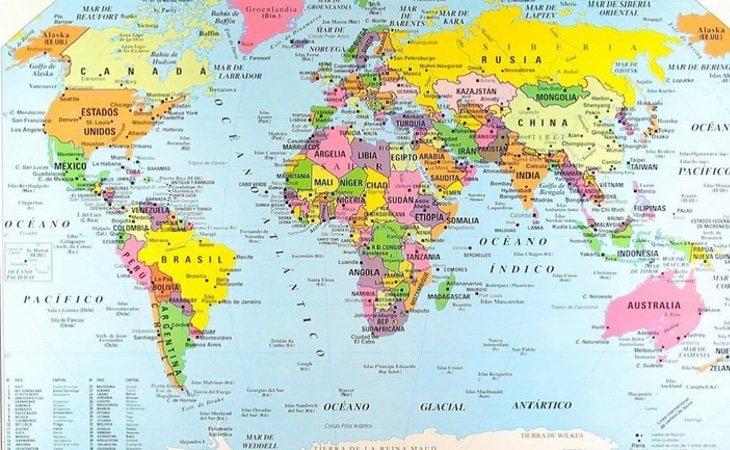 Los mapas no tienen sentido