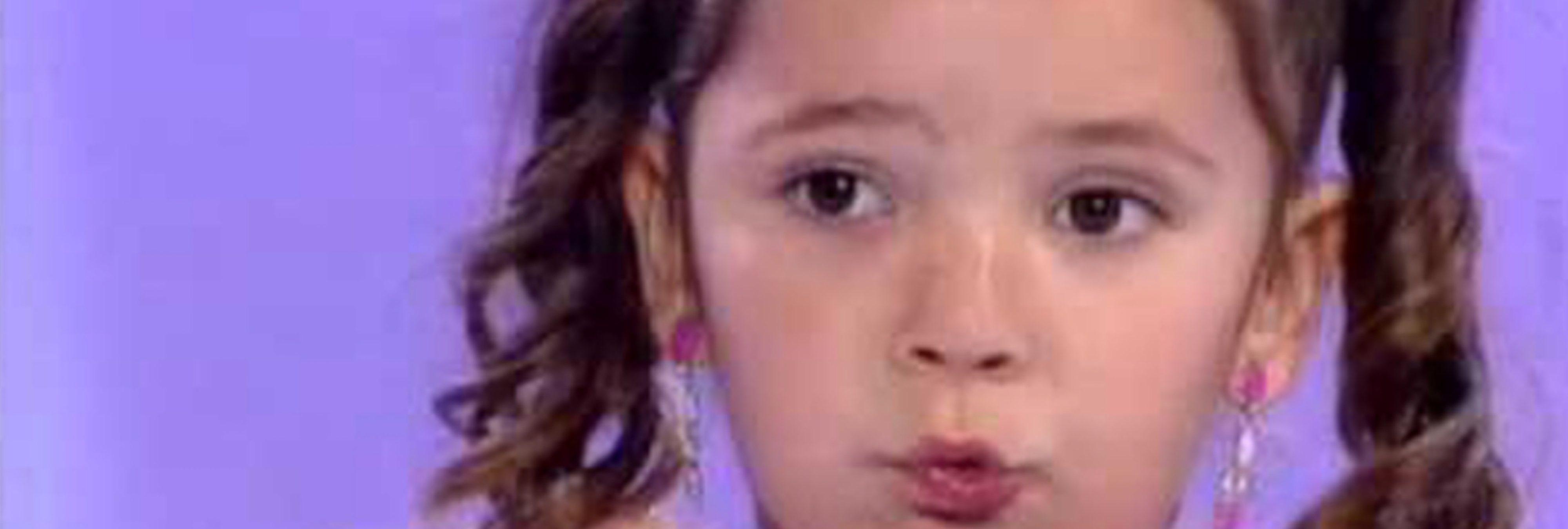 ¿Qué fue de María, la niña del pompón de Canal Sur que ardió las redes?