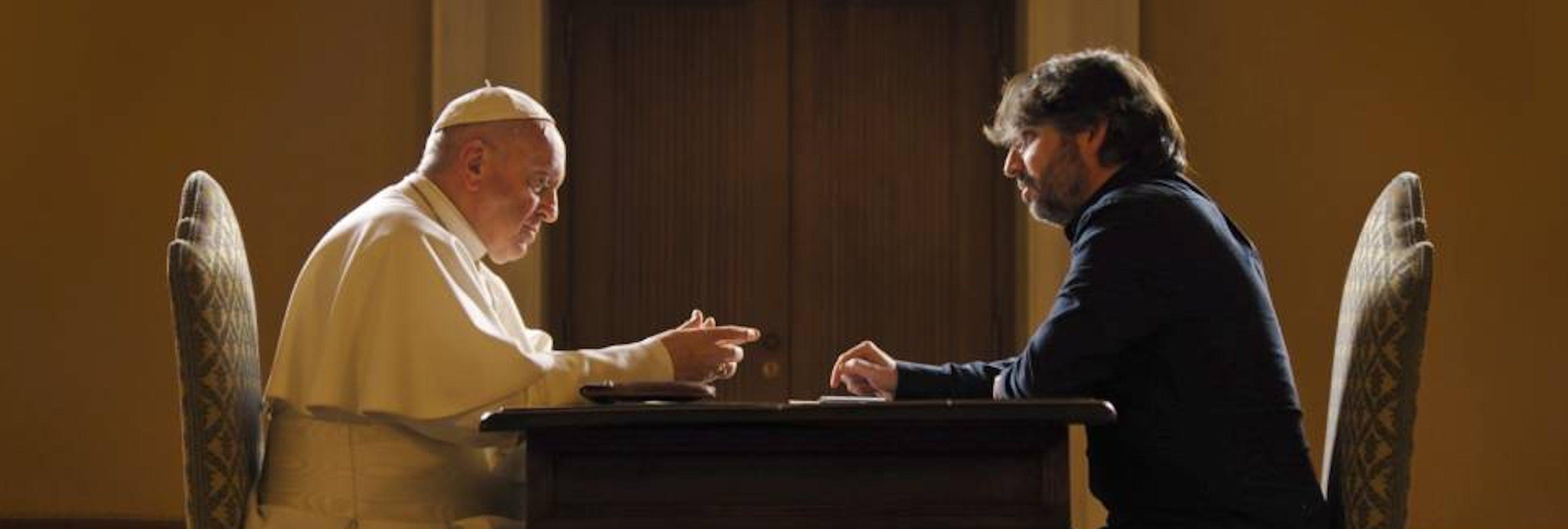 El Papa Francisco opina en 'Salvados' sobre feminismo, homosexualidad, aborto y prostitución