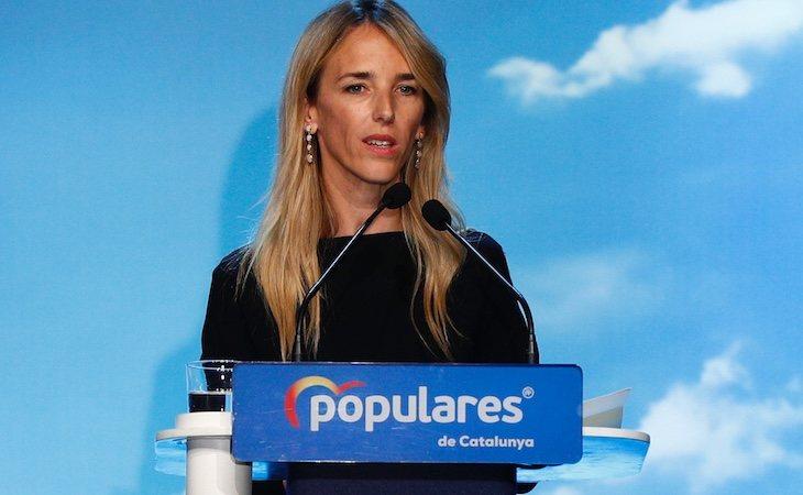Cayetana Álvarez de Toledo, fichaje del PP
