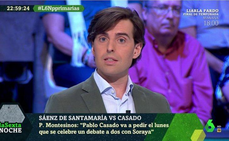 Pablo Montesinos, fichaje del PP