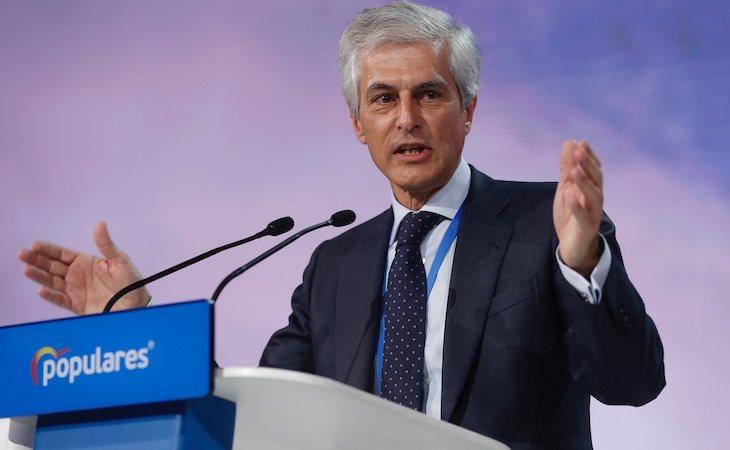 Adolfo Suárez Illana, fichaje del PP
