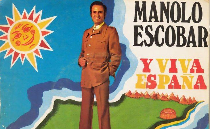 Manolo Escobar y su '¡Viva España!'