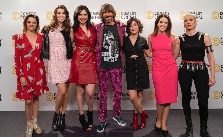 Las humoristas del programa quieren acabar con los estereotipos creados sobre las mujeres