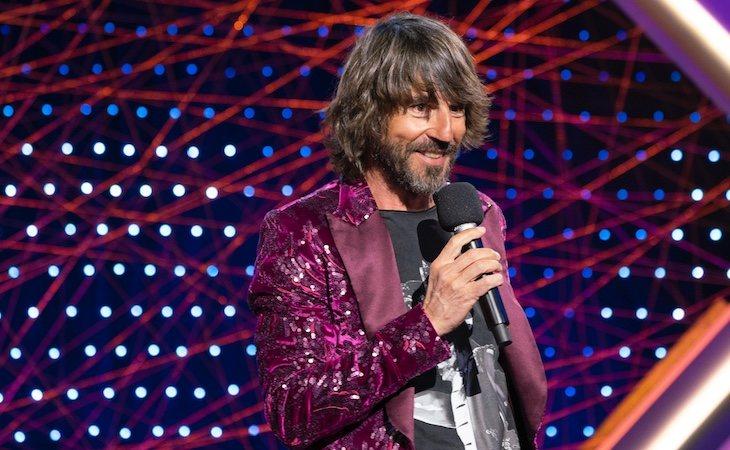 Santi Millan participa en 'Stop Princesas! Live'