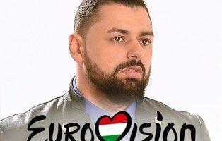 Eurovisión 2019: Joci Papái vuelve por Hungría recordando a su padre