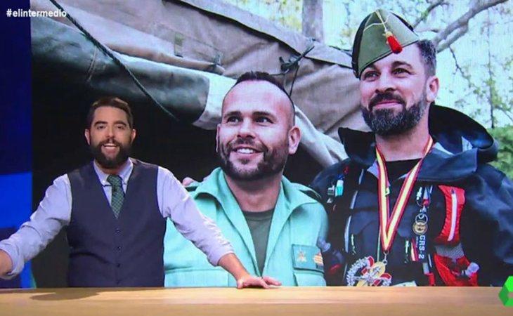 Santiago Abascal propone recuperar la mili