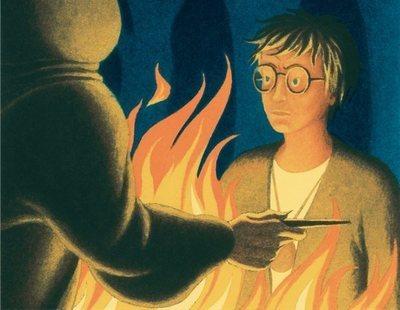 Sacerdotes polacos queman libros de 'Harry Potter' porque ensalzan la brujería