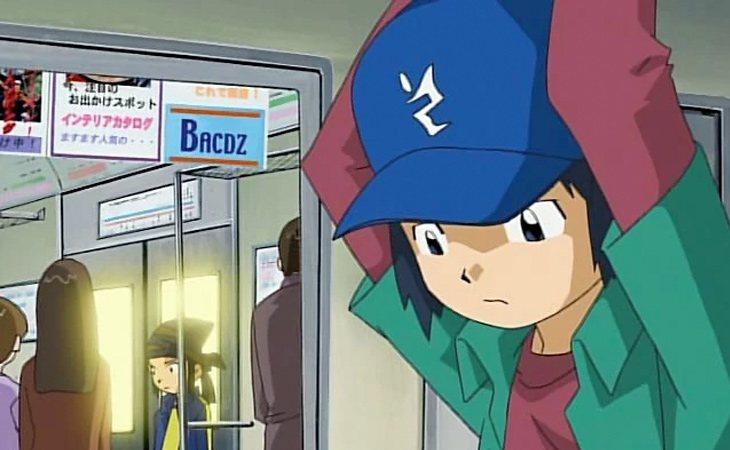En 'Digimon Frontier' Koichi, uno de los niños elegidos, moría
