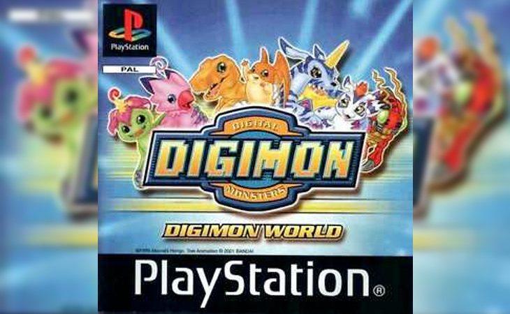 'Digimon World' fue uno de los videojuegos más exitosos de la saga
