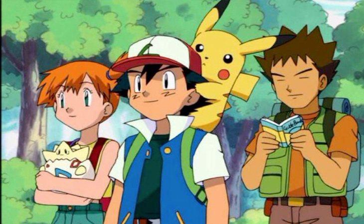 El anime de 'Pokémon' se creó intentando emular el videojuego original
