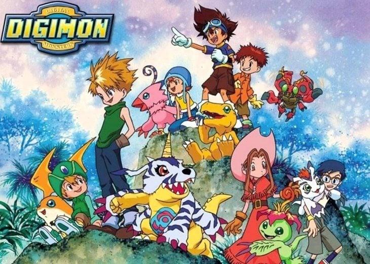 'Digimon Adventure' se creó para publicitar el Tamagotchi y el V-Pet