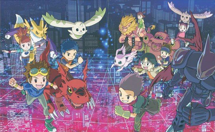'Digimon Tamers', la tercera temporada, no tenía ninguna conexión con las anteriores