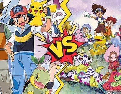 'Pokémon' VS. 'Digimon': ¿cuál es mejor?