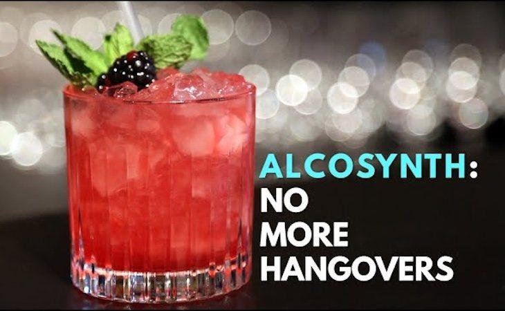 Alcosynth es la nueva bebida que pretende sustituir al alcohol
